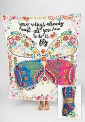 Butterfly Tapestry Blanket from Twigs Flowers and Gifs in Yerington, NV