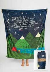 How Cool is it Tapestry Blanket from Twigs Flowers and Gifs in Yerington, NV