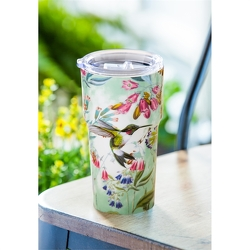 Hummingbird Travel Cup from Twigs Flowers and Gifs in Yerington, NV