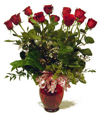 Classic Valentine Red Roses from Twigs Flowers and Gifs in Yerington, NV