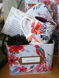 Retro Recipies Gift Set from Twigs Flowers and Gifs in Yerington, NV