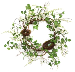 Spring Dogwood Wreath from Twigs Flowers and Gifs in Yerington, NV