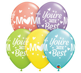 Printed Mother's Day Balloons from Twigs Flowers and Gifs in Yerington, NV