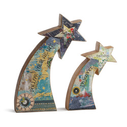 Shooting Star Sculptures from Twigs Flowers and Gifs in Yerington, NV