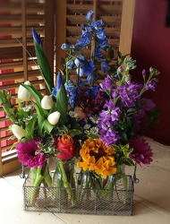 Spring Sampler from Twigs Flowers and Gifs in Yerington, NV